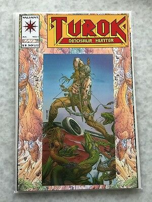 Yurok Dinosaur Hunter 1 NM/MT Copy