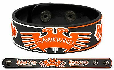 HAWKWIND Rubber Bracelet Wristband In Search of Space Doremi Fasol Latido
