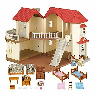 GUT: Sylvanian Families Beechwood Hall Gift Set by Sylvanian Families