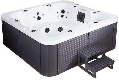 Whirlpool Outdoor Seaside Aussenwhirlpool Hot Tub Spa Pool Heizung bis 8 Pers.