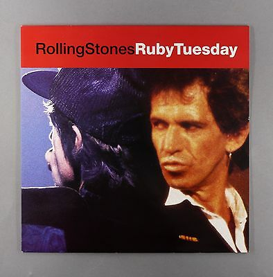 "Rolling Stones - Ruby Tuesday - NM/M - SUPERB!! - UK 12"" Vinyl Single - 656892 6"