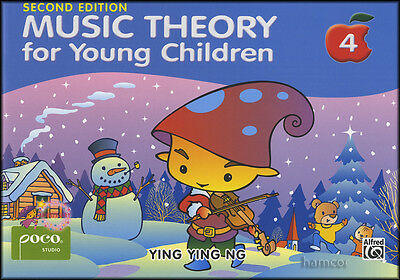 Music Theory for Young Children Book 4 2nd Edition Ying Ying Ng