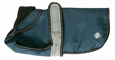 "Danish Design Dog Coat 2 in 1 - Blue - 70cm (28"")"