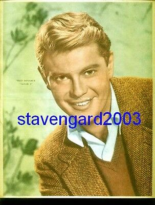 TROY DONAHUE  Surfside 6   POSTER Argentina 1960's