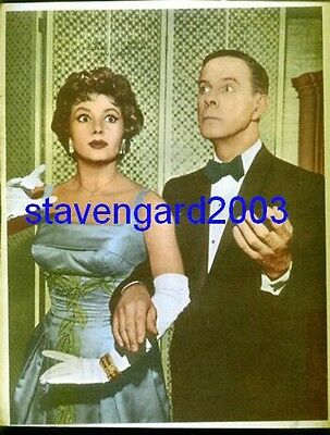 Cara Williams Harry Morgan PETE and GLADYS  Poster 60's