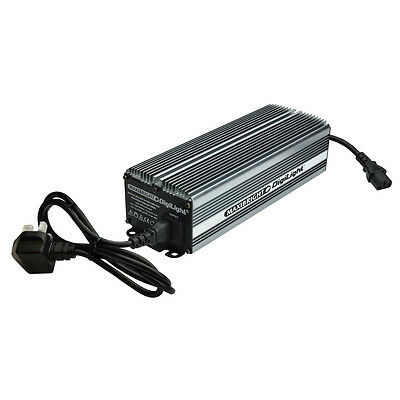 Maxibright Digilight Ballast 250W 400W 600W Digital Hydroponic Grow Light