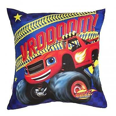 Blaze Zoom Cushion - Kids Bedding Pillow OFFICIAL Merchandise - NEW GIFTS