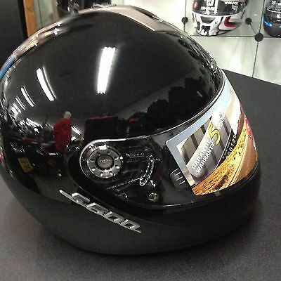 Shark S600 Full Face Helmet Black SMALL ***REDUCED***