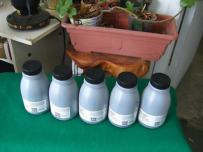 5PK Brother TN-660 Refill Toner to DCP-L2540DW, MFC-2720DW, MFC-L2720 HL-238