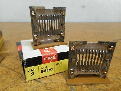 FPE Federal Pacific 5490 F1.8 Overload Heater Elements New In Box (Lot of 2)