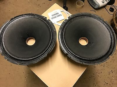 "Lockwood  Audio,Tannoy 12 "" Monitor Gold Recone Kits"