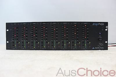Australian Monitor Digipage 8 Zone Paging & BGM System - RRP $2,629.00