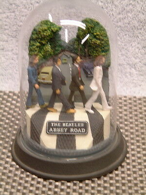 "The Beatles - Franklin Mint ""abbey Road"" Ltd. Music Dome From 1997/8. Sweet!!"