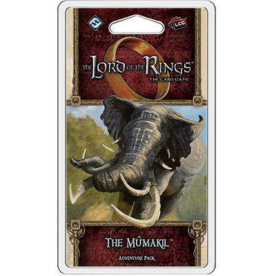 Lord of the Rings LCG: The Mumakil (60 Cards) by Fantasy Flight Games