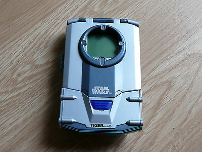 STAR WARS The Force Jedi Lucasfilm Electronic Game bank Organiser Toy Catalogue