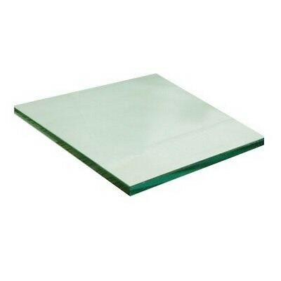 """New Tempered Glass Panels 12"""" x 12"""" x 3/16"""" pack of 10"""