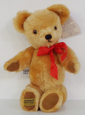 Merrythought Traditional Mohair Bear