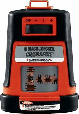 Black & Decker Vertical and Horizontal Laser marked out with BDL310S Japan New!