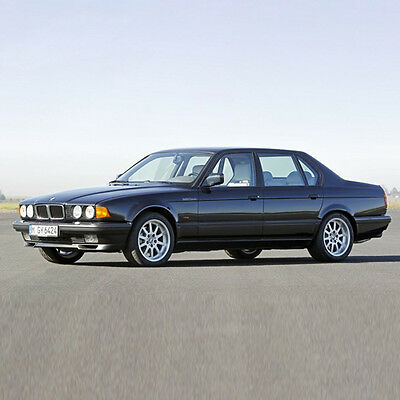 BMW 7 Series E32 1988-1994 Workshop Service Repair Manual