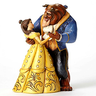 Home Decors Disney Traditions Belle and Beast Dancing Figurine Enesco 4049619