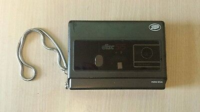 Vintage boots disc 515 flash camera.