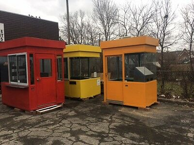 New Price!! Lot Of 3 Businesses Kiosks Complete Restaurant Concession Food Truck