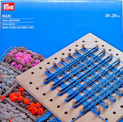 Loom device Maxi Square 29 x 29 cm from Prym 624 157