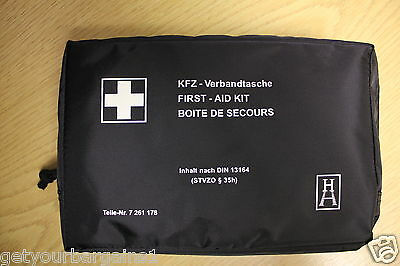 Bmw 6 Series E63 E64 F12 F13 Genuine First Aid Kit Brand New Expiry 2018