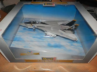 Revell Die-Cast 1:72 Us Navy F-14A Tomcat Jolly Rogers 1972