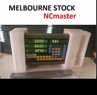 3 Axis Digital ReadOut DRO ONLY - (NOT including scales)