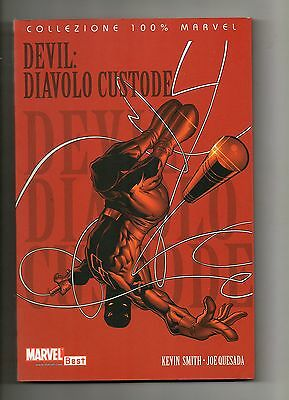 DEVIL DIAVOLO CUSTODE Smith Quesada Collezione 100% Marvel Panini Comics