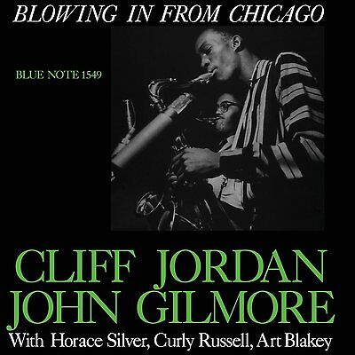 Cliff Jordan - Blowing In...+2 LPs 180g 45rpm+Analogue Productions+NEU+OVP