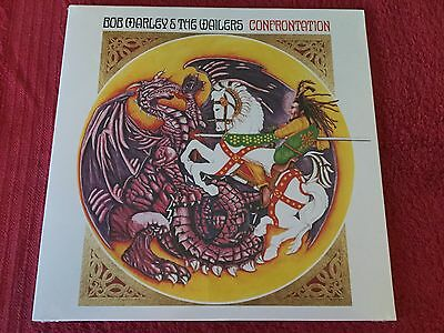 Bob Marley And The Wailers - Confrontation LP 180g Vinyl (NEW) Still Sealed