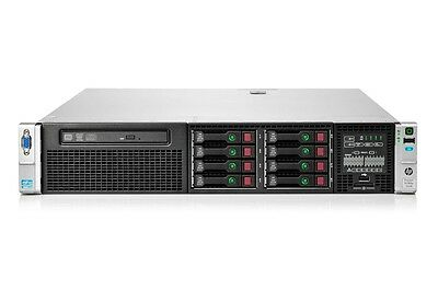 HP ProLiant DL380p Gen8 2x Intel Xeon SIX Core E5-2620 Proc 96GB 8 X 300gb SAS