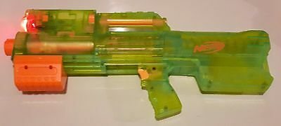 Nerf Gun Deploy CS-6 With Red Dot Sight *Tested*