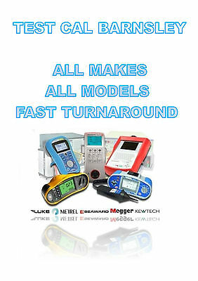 17th edition calibration, Pats & multi functions etc, fast turn around free del