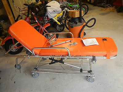 Ambulance Stretcher : Mobimedical Supply, Mobi 3G, Euc, Local Pick Up Only