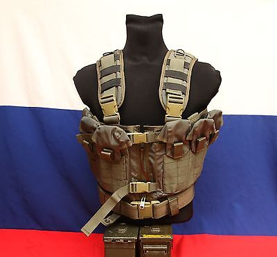 Russian army spetsnaz special forces SPOSN SSO Nooker chest rig vest