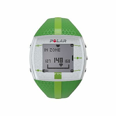 Polar FT40M Heart Rate Monitor and Sports Watch Green