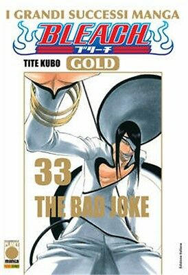 PM0057 - Planet Manga - Bleach Gold Deluxe 33 - Nuovo !!!