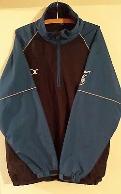 Gilbert Storm Rugby Training Jacket size 2xl