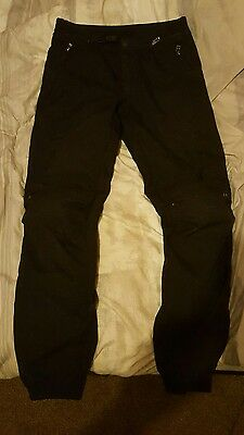 Dainese Textile Trousers Size 32 Inch (Euro 50) motorbike motorcycle