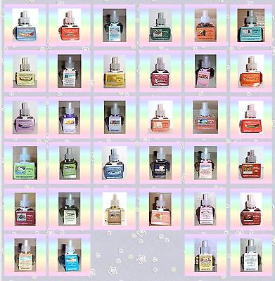Yankee Candle Electric SCENT PLUG REGULAR & HOLIDAY REFILLS ~YOU CHOOSE~  New