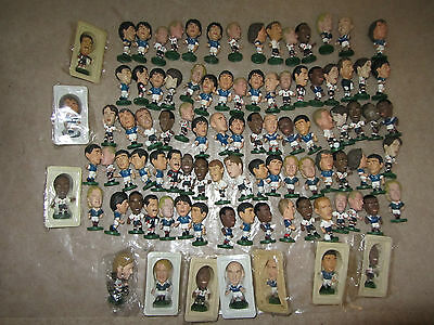 Corinthian England Italy Football Players Figures Job Lot Some New In Packets