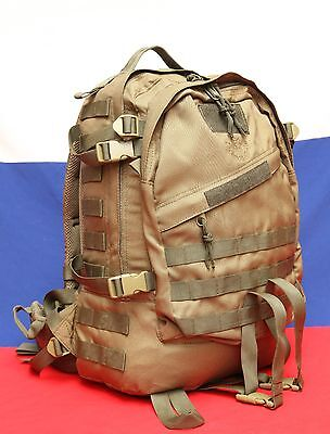 Russian army spetsnaz SSO SPOSN Adler assault patrol 3 day rugged backpack