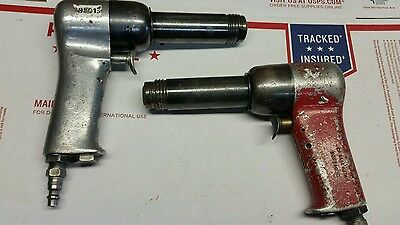 READ DESCRIPTION! Chicago pneumatic CP4444 RUTAB 4X Riveter rivet gun air hammer