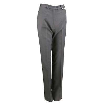 Emsmorn Ladies Bowls Trousers - White or Grey Avaliable.