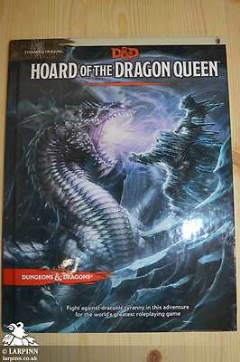 DnD Dungeons & Dragons - 5th Ed - Hoard of the Dragon Queen