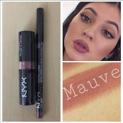 �� SALE ��NYX Whipped Caviar Lipstick & Lip Pencil SPL831Mauve