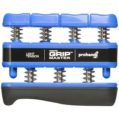 Gripmaster Hand Exerciser - Light (Blue)